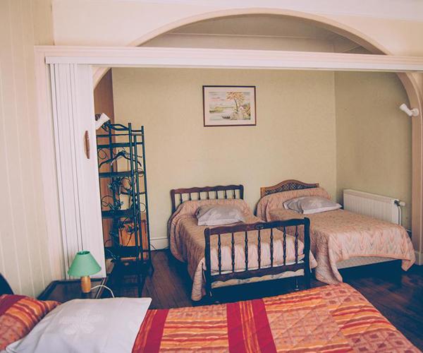 Chambre Familiale 5
